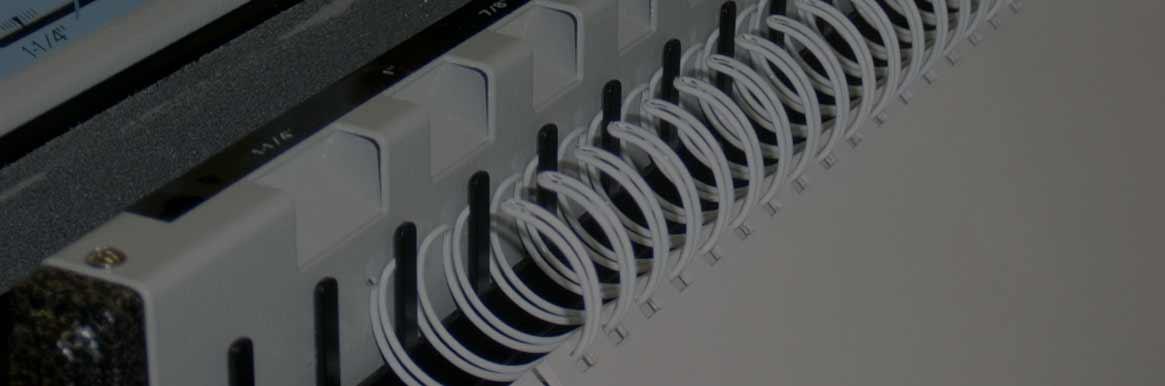Nouveauté en reliure métal : les Perforelieurs W310 / W210