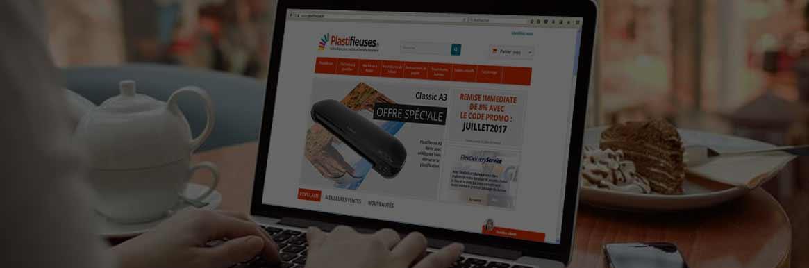 Programme de fidélité pour les clients de Plastifieuses.fr