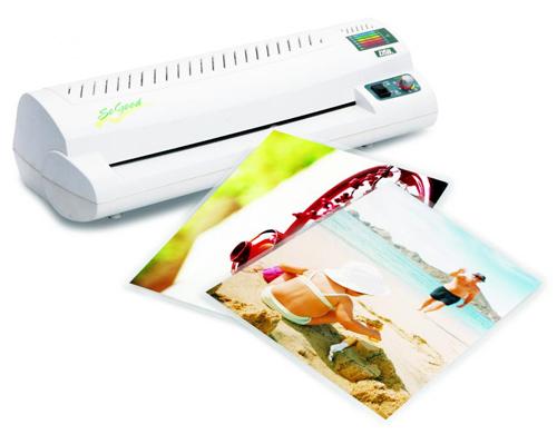 plastifiez toutes sortes d'imprimés avec votre plastifieuse SoGood 330S A3