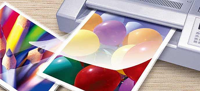 La plastification 125 µ protège vos imprimés de l'humidité