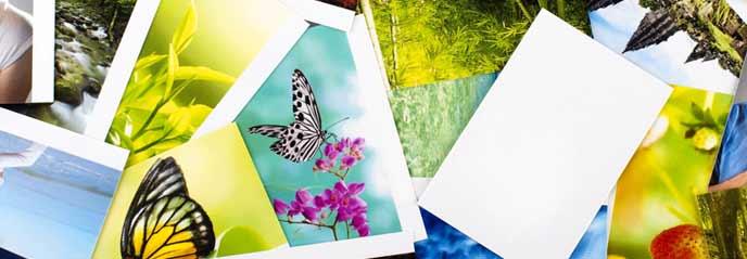 La plastification par encapsulage à chaud 100 microns par face colorées protège vos imprimés