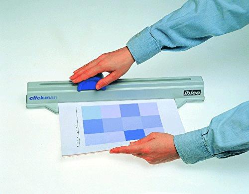 perforation du papier avec le relieur clickman
