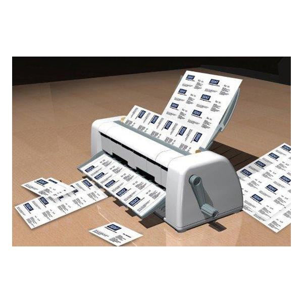 Dcoup Card Coupeuse De Carte Manuelle