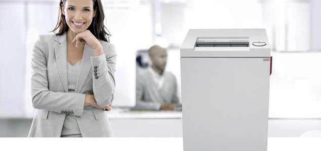 On n'achète pas un destructeur de documents comme on s'équipe d'un télécopieur ou d'une calculatrice