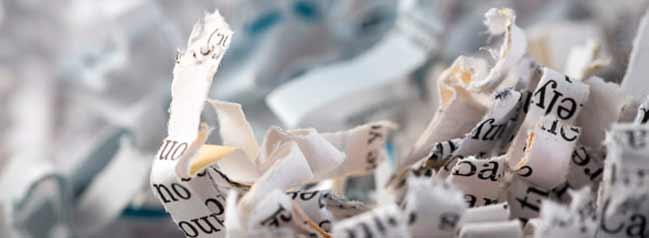 Un destructeur de papiers est-ce que c'est bon aussi pour l'environnement ?