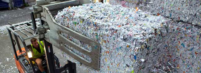 Le recyclage du papier est une action essentielle pour l'environnement